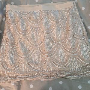 VICTORIA'S SECRET/GUDI - Sequin Skirt